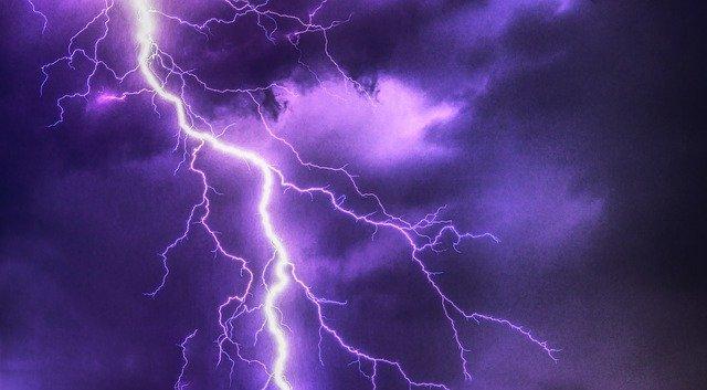 Wie bereiten Sie sich auf ein Unwetter vor?